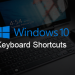 Boost Your Productivity by using Windows 10 Keyboard Shortcuts